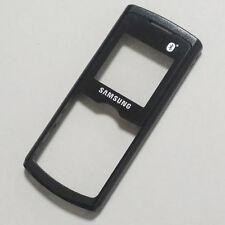 Original Carcasa Original fascia delantera solamente para Samsung E2121B-Negro
