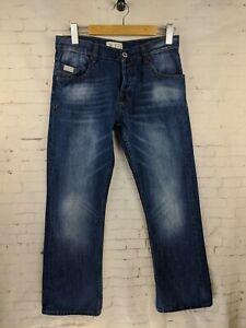 Firetrap F93.50.31.50 Mens Casual Denim Jeans size 30S Fire Trap