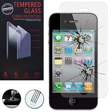 Protecteur Ecran Verre (Trempé Verre) Apple iPhone 4 / 4S / 4G