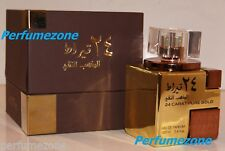 Brand New 24 Carat Arabian Mens Perfume Made in UAE Very nice Smell 100ml