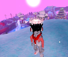 """Roblox Royale High """"NEW"""" Winter Halo 2020"""
