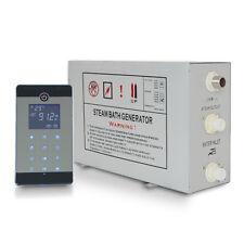 Dampfgenerator Touch, Ozongenerator Dampfdusche Dampferzeuger 2,8KW LXWMK117U