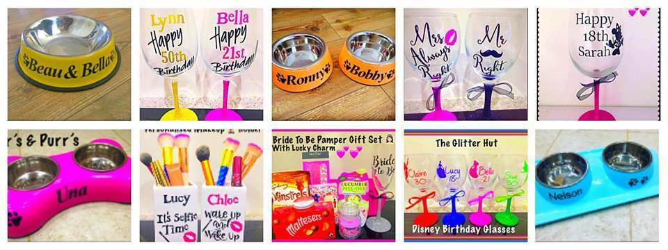 THE PERSONALISED  GIFT HUT