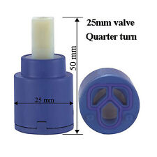25mm REPLEACEMENT CERAMIC TAP VALVE / CARTRIDGE / DISK
