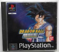 DRAGON BALL FINAL BOUT PS1 PLAYSTATION 1 PAL EDIZIONE FRANCESE