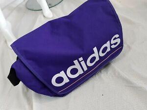 Adidas Messenger Shoulder Bag Purple