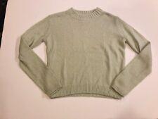 JOHNNIE B MINI BODEN Girls Soft Green Sweater- Size 15/16- Retails $55
