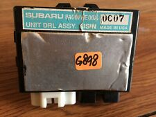 2000-2004 SUBARU LEGACY DAY TIME RUNNING LAMP CONTROL COMPUTER OEM 84067AE00A