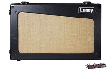 "Laney Cub Series 100 Watt 2x12"" Open Back Speaker Guitar Cabinet"