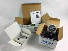 Pelco SD4N-B1 Network PoE Spectra Mini IP Compact PTZ Dome Black Camera  w/Dome