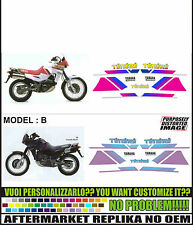 kit adesivi stickers compatibili xt 660 z tenere 1993