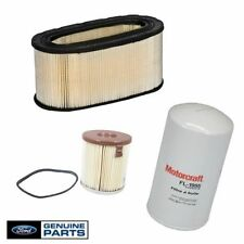 94-97 7.3L Ford Powerstroke Diesel OEM Motorcraft Oil,Fuel & Air Filter (3486)