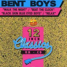 Bent Boys - Walk the Night / Beat the Clock / Black Skin Blue [New CD] Canada -