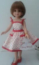 Betsy McCall Collectors Doll - Robert Tonner Doll Company