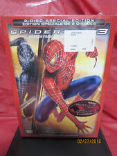 SPIDERMAN 3 MOVIE 2 DISC SPECIAL EDITION with T-SHIRT