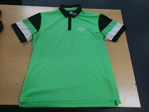 Callaway Opti Dri Green Polo Shirt XXL (2XL)