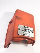Stihl 028 Av wood boss cylinder cover 1118 084 0900