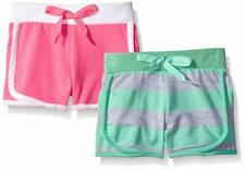 Limited Too Girls' 2 Pack Short,3061 Multi, 4