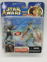 Hasbro Star Wars Anakin Skywalker With Lightsaber Slashing Action Action Figure