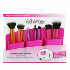 Real Techniques 3 Pocket Expert Cling Organizer Pink