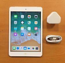 GRADE A/B Apple iPad Mini 2 128GB, Wi-Fi, 7.9in - Silver (35)