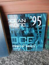 Ocean Pacific 95/96, ein Termin Planer