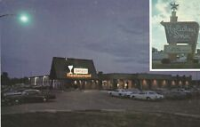 *(M)   Gaylord, MI - The Iron Gate Restaurant Exterior - Holiday Inn (Inset)