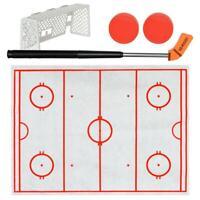 Kids Adult Toilet Hockey Game Anti-Stress Ice Hockey Developmental Toy Gift L&6
