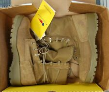 USED BELLEVILLE USMC COMBAT BOOTS, COYOTE TAN, SIZE 6.0R LOOK!!