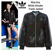 Veste Adidas Originals Rare Firebird Rita Ora White Smoke Track Jacket S23565 S