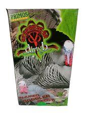 Primos Hunting Dirty B Turkey Gobbler Decoy Brand New In Box Sealed