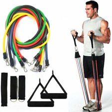 11 PC Resistance Bands Set | Pull Rope Set For Gym&Home Fitness Workout