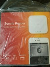 New ListingNew In Box Contactless Square Chip Card Reader