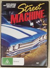 Street Machine (Pro Streeters & Muscle Cars) in EXCELLENT condition (Region 4)