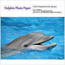 Carta fotografica 5 Pezzi Canon SG-201 SEMI Glossy 5 A6 10 x 15 cm A6