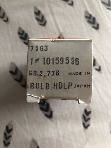 ACDelco GM NOS # 10159596 Instrument Panel Light Bulb 88-90 Pontiac GrandPrix?