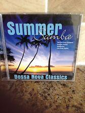 Summer Samba Bossa Nova Classics C.D.