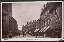 Lincolnshire Postcard - High Street, Stamford   Q460