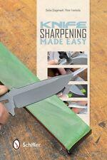Knife Sharpening Made Easy / knifemaking / bladesmithing