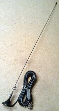 Workman KS1 - Rare Earth Magnet 2m / 70cm Mobile Amateur Antenna w/ BNC & Coax