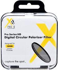 MultiCoated Hi Def Digital Polarizer Filter for Fujifilm Finepix HS20EXR HS22EXR