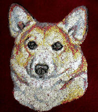 Embroidered Sweatshirt - Pembroke Welsh Corgi Aed14479 Sizes S - Xxl