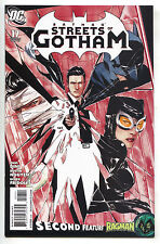 Batman Streets Of Gotham 17 DC 2011 NM+ 9.6 Dustin Nguyen Paul Dini