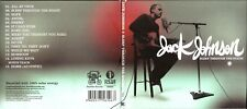 Jack Johnson Cd album ft bonus track - Sleep Through Static
