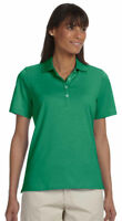 Ashworth Women's New Sports Moisture Wicking Short Sleeve Polo Shirt Tee. 1147C
