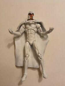 Marvel Universe Magneto (White King Suit) 3.75-in Custom Action Figure! X-Men