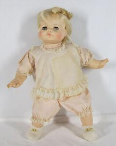 "Vintage 20"" Madame Alexander Baby Precious Doll Shabby Chic Condition NR yqz"