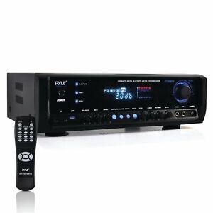 Pyle Digital Home Theater Bluetooth Stereo Receiver - PT390BTU