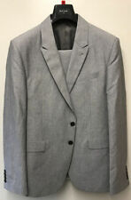 Men's Two Button Single Breasted Linen Suits & Tailoring