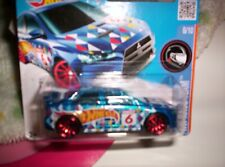 MITSUBISHI LANCER EVO - HOT WHEELS - SCALA 1/55